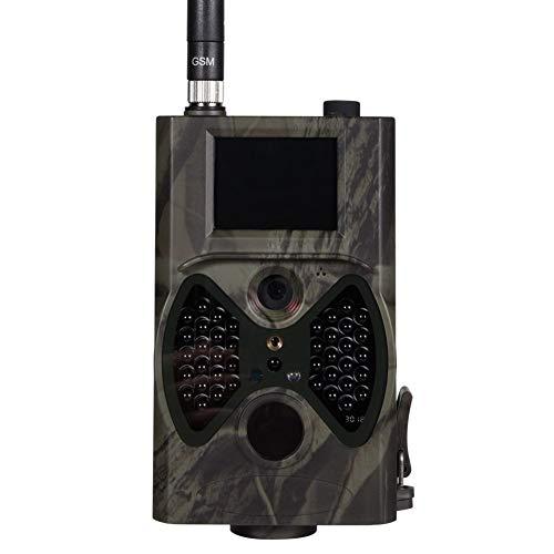 Cámara de Caza HC300M 16MP 940nm Cámara de Caza de visión Nocturna MMS Cámara de Rastro de Caza infrarroja MMS gsm GPRS 2G Trampa Cámara Control Remoto