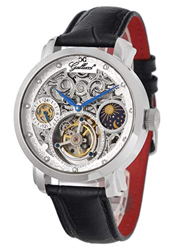 Gallucci(ガルーチ) イタリアブランド 機械式腕時計 手巻きトゥールビヨン WT23702TU [並行輸入品]