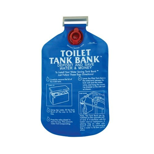 Niagara Conservation Water Saving Toilet Tank Bank