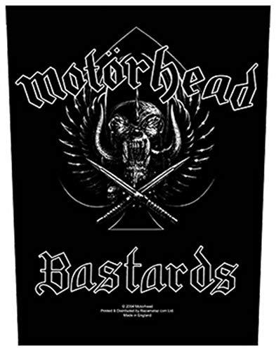 Motörhead Bastards Rückenaufnäher