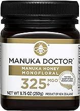 Manuka Doctor MGO 325+ Monofloral Manuka Honey, 8.75 Ounce