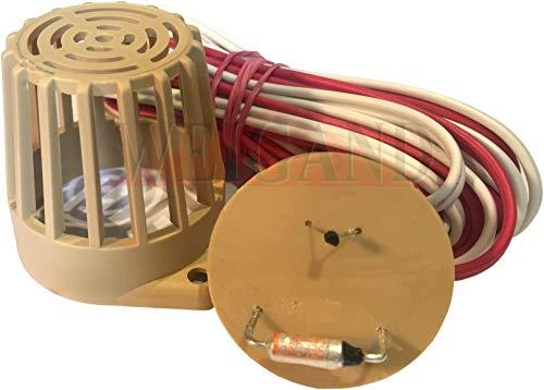 Weigand EOS Dr. Kern Temperaturfühler für 4515 ECON D1 D2 D3 D4 H1 H2 H3, H4 I Sauna I Saunatechnik I Saunasteuerung I Fühler I Ofenfühler