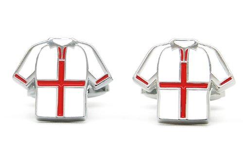 Gemelolandia | Gemelos camiseta Inglaterra fútbol Gemelos Originales Para Camisas | Para...