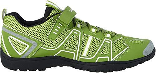 VAUDE Yara TR 20318 Unisex Radschuhe, Grün (green pepper 785), 36 EU