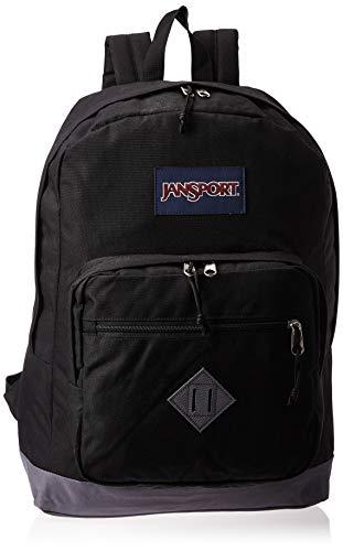 JanSport City Scout Backpack, Black