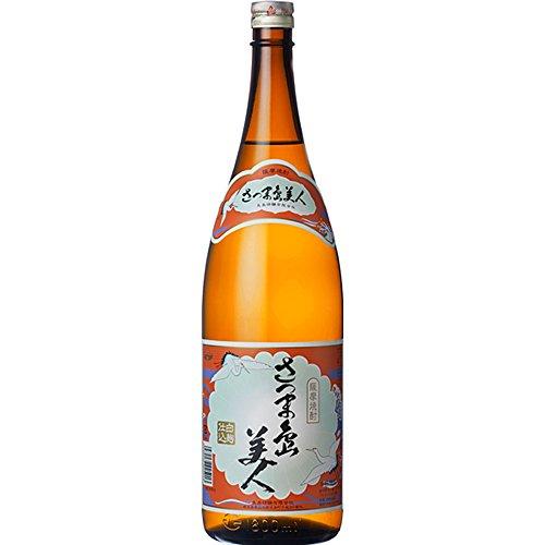 長島研醸 さつま島美人 芋 25度 瓶 1800ml  [鹿児島県]