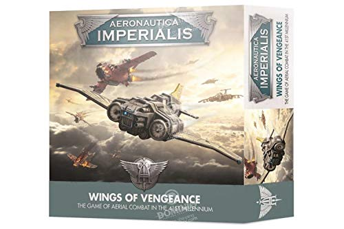 Games Workshop Aeronautica Imperialis: Wings of Vengeance (Inglese)