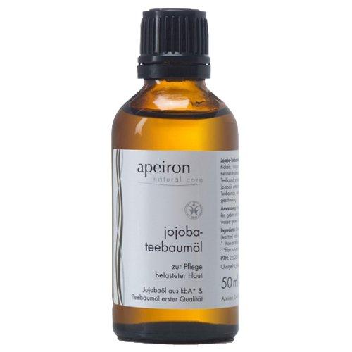 Apeiron Jojoba-Teebaumöl