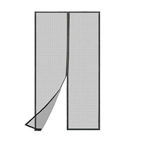 TheFitLife Mosquitera Puerta Magnetica Exterior - Red de fib