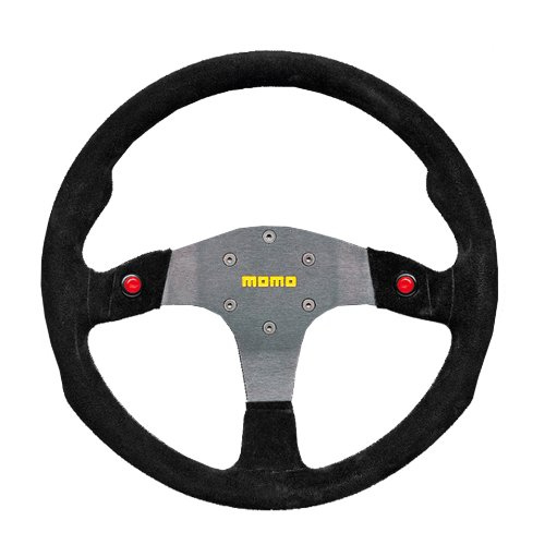 Momo R1913/_35S Mod 69 350 mm Suede Steering Wheel