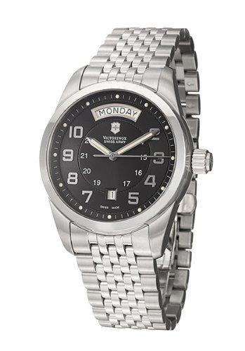 Victorinox Herren-Armbanduhr XL Classic Analog Edelstahl 24148