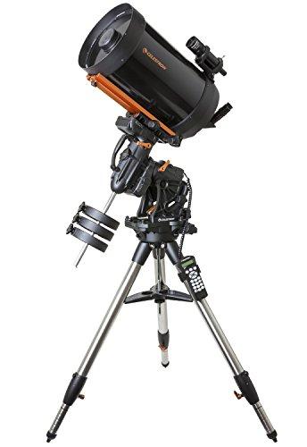 "Celestron - CGX 1100 Computerized Telescope - 11"" Schmidt-Cassegrain Telescope SCT - CGX GoTo German Equatorial Mount and Tripod - 55 lb Payload Capacity - Astroimaging Telescope"