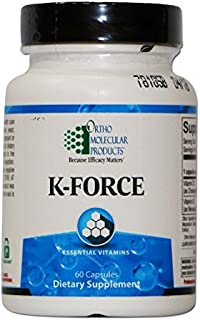 Kforce Vitamin D And K