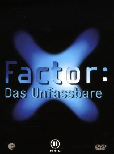 X-Factor: Das Unfassbare - DVD-Filme