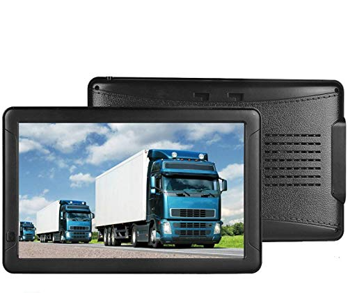 Sat Nav for Car Truck,9 Inch Big Screen GPS Navigation with Latest UK Maps free Lifetime Updates...