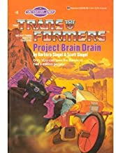 Project Brain Drain (Find Your Fate Junior Transformers #8)