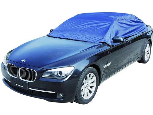 Halbgarage Schutzhülle Limousine Autogarage Abdeckung Gr. XL 317x157x51cm für verschiedene Automodelle