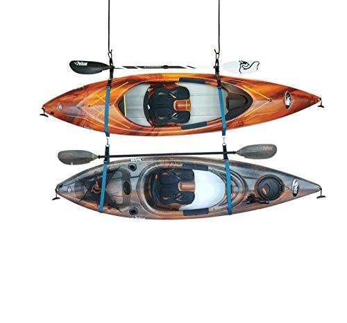 Image of Double Kayak Storage Strap...: Bestviewsreviews