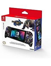 HORI Split Pad Pro, Controller ergonomico per la Modalità Portatile - Monster Hunter Rise - Ufficiale Nintendo - Nintendo Switch