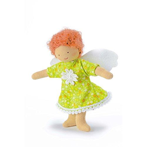 Käthe Kruse 78231 Beschütz-Mich-Engel grünes Kleid