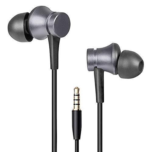GoSale HTC Desire 630 Earphone GM Wired Stereo Bass Head Hands-Free Headset Earbud in-Ear Headphone with Mic, Calling 3.5mm Jack