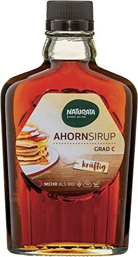 Naturata Bio Ahornsirup Grad C (1 x 375 ml)