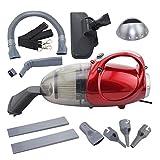 HBMallIndia New Vacuum Cleaner Blowing and Sucking Dual Purpose (Jk-8), 220-240 V, 50 Hz, 1000 WATTS, Red