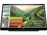 HP EliteDisplay S14 14-inch Portable Monitor