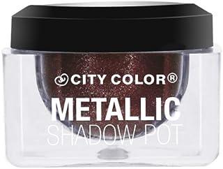 CITY COLOR Metallic Shadow Pot - Nebulla (並行輸入品)