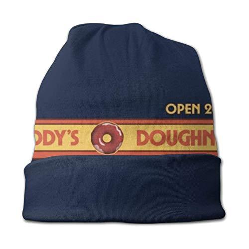 xuexiao Umbrella Academy Grillys Donuts Logo Beanie Cap Negro