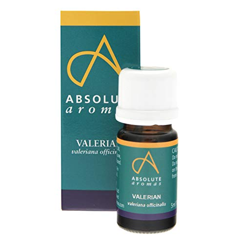 Absolute Aromas Valerian 5ml Essential Oil - 100% Pure, Natural, Undiluted and Vegan Friendly