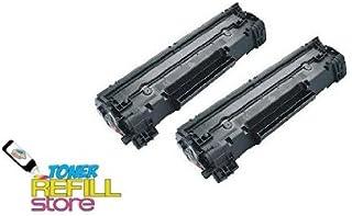 Toner Refill Store 2 Pack Premium Toner Cartridge for the Canon 104 FX-9 FX-10 ImageClass MF4690 MF4370dn D420 D480