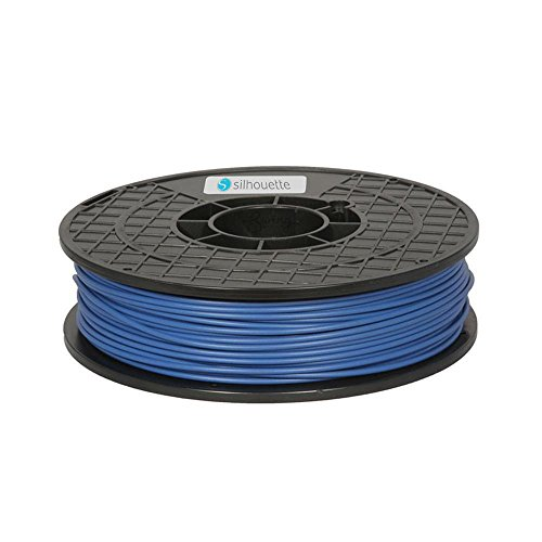 PLA Filament for 3D Printer Silhouette ALTA - BLUE