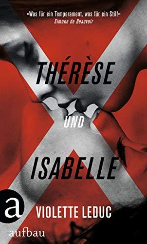 Buchseite und Rezensionen zu 'Thérèse und Isabelle' von Violette Leduc