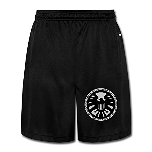 Hyrone Men's Agents of Shield Training Pants Black Size XXL