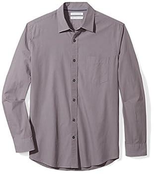 mens grey dress shirt