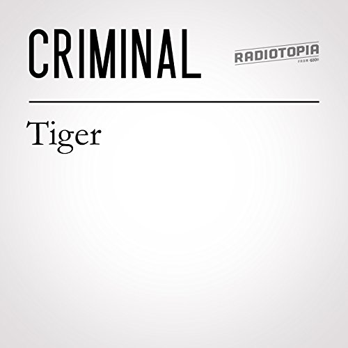 46: Tiger audiobook cover art
