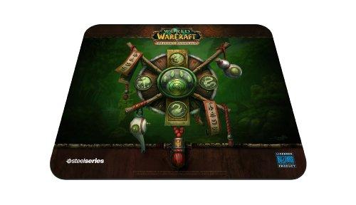 SteelSeries QcK Mists of Pandaria Pandaren Crest Edition Gaming Mauspad