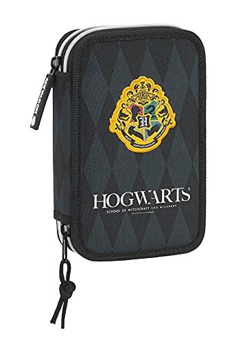Safta Estuche Escolar con 28 Útiles Incluidos de Harry...