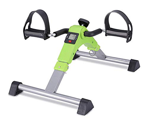 WYQAU Elíptica Generator Inicio Mini Bicicleta de Fitness Pantalla LCD Ciclismo Interior Stepper Fisioterapia Rehabilitación Miembro Ejercicio Gym Machine HW083 01