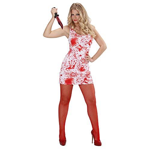 WIDMANN 599386031 - Disfraz de Bloody Mary Adulto Talla s