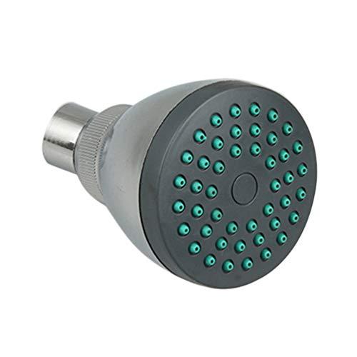 DOITOOL Hochdruck-Duschkopf, rund, für Badezimmer, Duschkopf, Duschkopf, Wassersparender Duschkopf für Niederfluss-Duschen