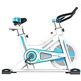SYHSZY Bicicletas estáticas y de Spinning Bicicleta De Ejercicios para Adelgazar En Casa Ultra Silenciosa De Interior De Ejercicio Bicicleta De Spinning De Gimnasio Estática De Pedal