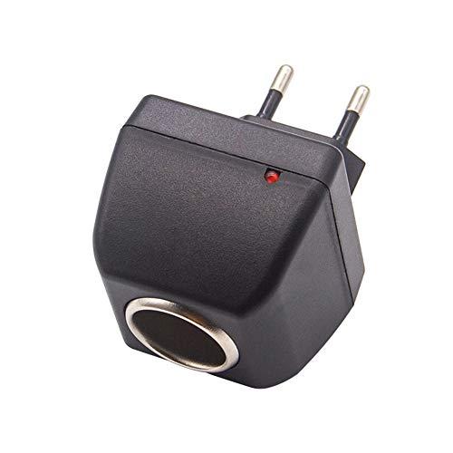 KFZ Netzadapter AC auf DC KFZ Netzteil AC 100-240V auf DC 12V Zigarettenanzünder Steckdose Adapter Umwandler Spannungsumwandler Wechselrichter für elektronische Fahrzeuggeräte
