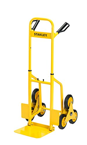 Stanley SXWTD-FT521 120 kg Steel Folding Hand Truck - Yellow