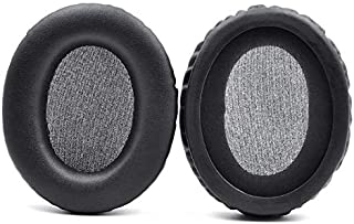 Ear Pads, Leather Earpads Ear Cushion Cover for HyperX Cloud Stinger/for HyperX Cloud Flight Headphones Headset 1Pair