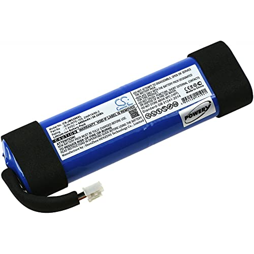 Powery Batería de Alta Capacidad para Altavoz JBL Xtreme 2