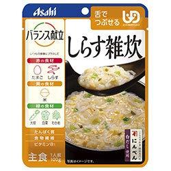 アサヒグループ食品 バランス献立 しらす雑炊 100g×24袋入×(2ケース)