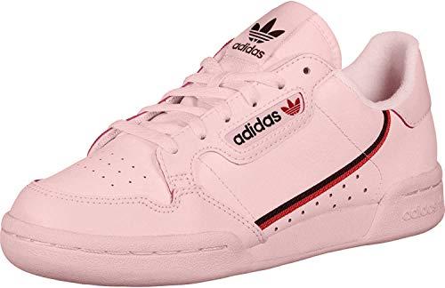 adidas Continental 80 J - Zapatillas deportivas para niña, color rosa, Rosa (rosa), 35.5 EU