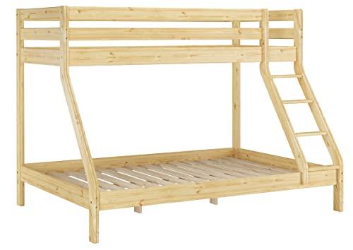 Erst-Holz® -   Doppel-Etagenbett